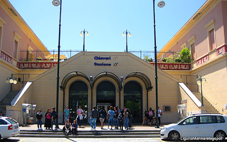 Chiavari Train Station